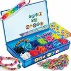 Cra-Z-Art Cra-Z-Loom Ultimate Collector Case with 1800 Rubbe