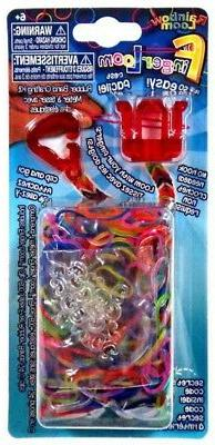 Official Rainbow Loom Finger Loom RED