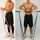 Fitness Rubber Stretch Resistance Band Exercise Loop Strengt