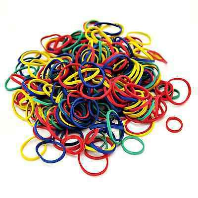 hair rubber bands multi color