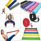New yoga rubber resistance bands loop cord crossfit elastic