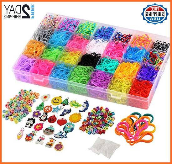 rainbow loom rubber bands refill