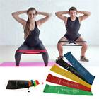 Resistance Loop Bands Rubber Mini Band Exercise Crossfit Str
