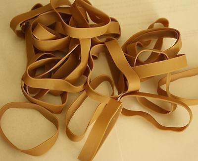 25 rubber bands size 84 3 1