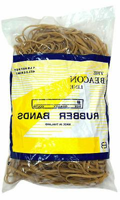 """Rubber Bands 1/8"""" Wide 2 Pounds Approximately 1568 Bands Siz"""