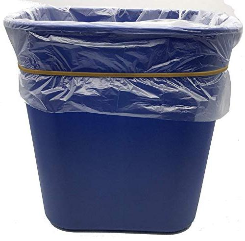 150 Pack Rubber Bands, Esee Heavy Trash Can Band, Strong Elastic Bands for Supply, Garbage Cans, Folders, inches
