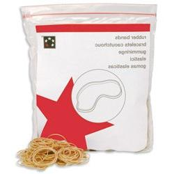 5 Star Rubber Bands No.63 Each 76x6mm