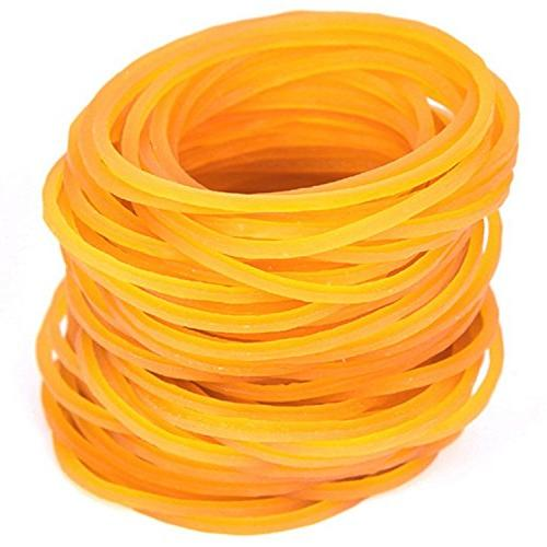 AxeSickle Rubber Stretchable Rubber General Purpose Stretchable Bands Rubber for Home or Office use.