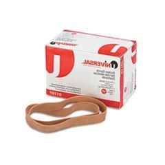 * Rubber Bands, Size 107, 7 x 5/8, 40 Bands/1lb Pack
