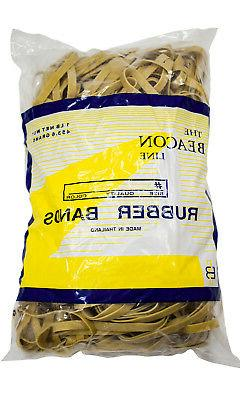Rubber Bands - Size 64  - 1lb Pack