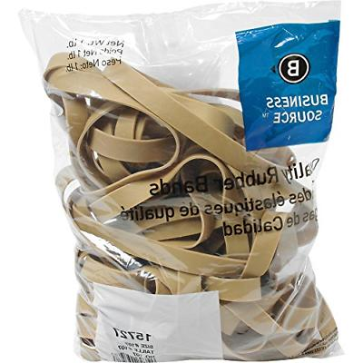 Business Source Rubber Bands - lb.