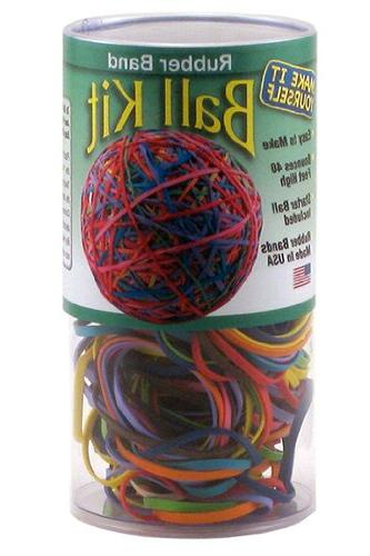 yourself rubber band ball kit