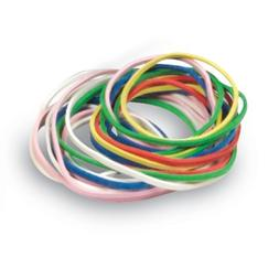 LEARNING RESOURCES LER0252 RUBBER BANDS-250/PK