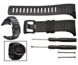 NEW Rubber Replacement Watch Band Strap For SUUNTO CORE SS01