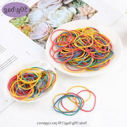 Strong Elastic Colorful Rubber Ring Elastica Bungee Storage