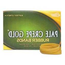 Alliance Pale Crepe Gold™ Rubber Bands In 1 Lb. Box, #32 3
