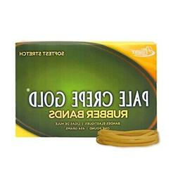 Alliance Rubber 20335 Pale Crepe Gold Rubber Bands Size #33,