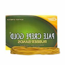 Alliance Rubber 21405 Pale Crepe Gold Rubber Bands Size #117