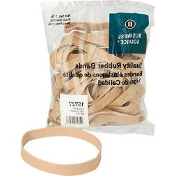 Business Source Size 107 Rubber Bands - 1 lb. Bag