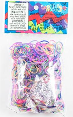 Rainbow Loom B0081 Rubber Bands Childrens Jewelry Making Kit