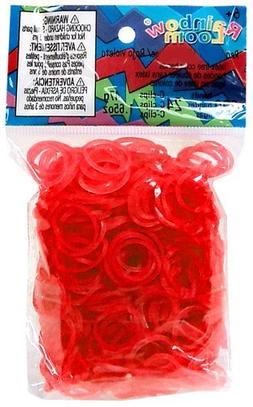 Official Rainbow Loom 600 Ct. Rubber Band Refill Pack *JELLY