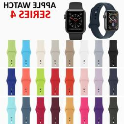 Replacement Sports Silicone Strap Band for Apple Watch Serie