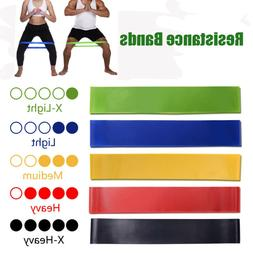 Resistance Bands Rubber Band Workout Fitness Equipment Yoga