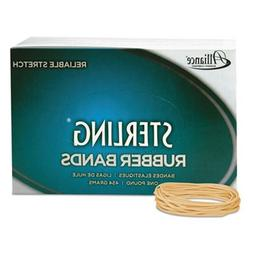 Alliance Rubber 24195 Rubber bands, No 19, 1lb., ALL24195