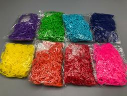 Loom Rubber Bands - 4800 pc Rubber Band Refill Mega Value Pa