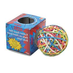 Rubber Band Ball, Minimum 260 Rubber Bands, Sold as 1 Each