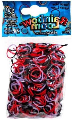 Official Rainbow Loom 600 Ct. Rubber Band Refill Pack Passio