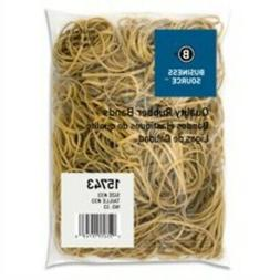 Business Source Size 30 Rubber Bands - 1 lb. Bag