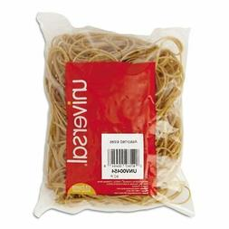 ** Rubber Bands, Size 54, Assorted Lengths, 1/4lb Pack **