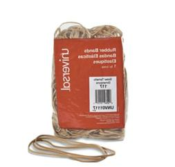 Rubber Bands, Size 117, 1/8 x 7, 210 per 1lb Box