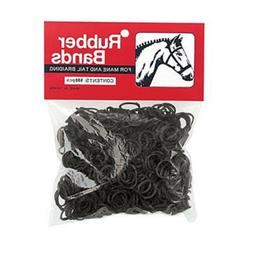 WEAVER RUBBER BANDS FOR MANE AND TAIL BRAIDING