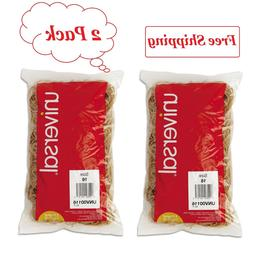 """Universal Rubber Bands, Size 16, 2-1/2"""" x 1/16"""", 1900 Bands/"""
