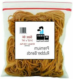 Rubber Bands, Rubber Band Depot, Size #64 ,