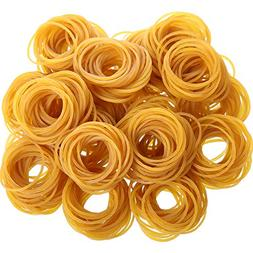 Gejoy 1500 Pieces Rubber Bands Stretchable Rubber Loop Bands