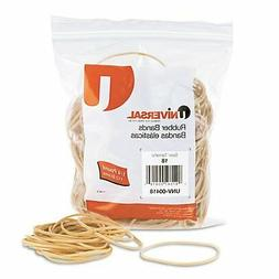 Universal Rubber Bands, Size 18, 3 X 1/16, 400 Bands/1/4Lb P