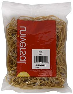 ** Rubber Bands, Size 19, 3-1/2 x 1/16, 310 Bands/1/4lb Pack