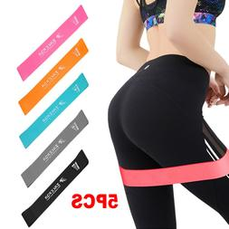 Rubber Resistance Bands Fitness Workout Elastic Training Ban