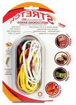 Silicone Cooking Bands - Multi Color - 1 Unit