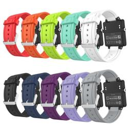 MoKo Soft Silicone Replacement Bands Wristbands for Garmin V