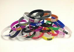 Nike Sport Baller Band Silicone Rubber Bracelet Wristband