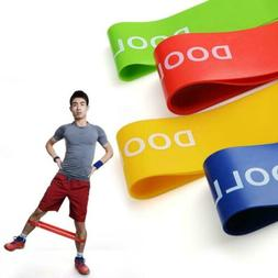 Sport Resistance Loop Band Exercise Yoga Bands Rubber Fitnes