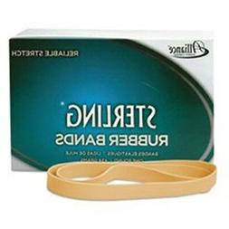 Sterling Ergonomically Correct Rubber Bands, #107, 7 X 5/8,