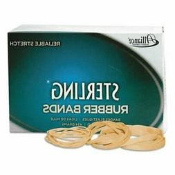 Alliance Sterling Ergonomically Correct Rubber Bands, #14, 2
