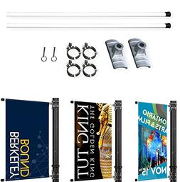 Fantastic Displays Street Light Pole Banner Mounting Hardwar