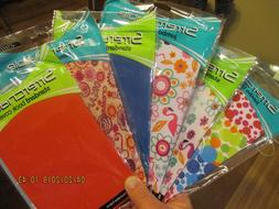 Kittrich stretchable book covers 23 different colors & 2 siz