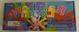 2-Pack Rainbow Loom Super Fun Rubber Band Bracelet Making Ki